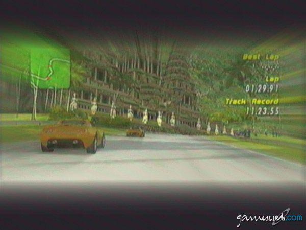 Racing Evoluzione - Screenshots - Bild 8