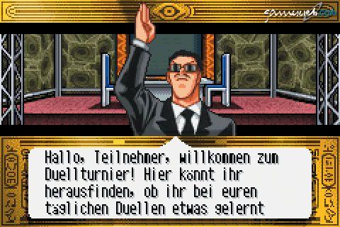 Yu-Gi-Oh! Worldwide Edition: Stairway to the Destined Duel  Archiv - Screenshots - Bild 2