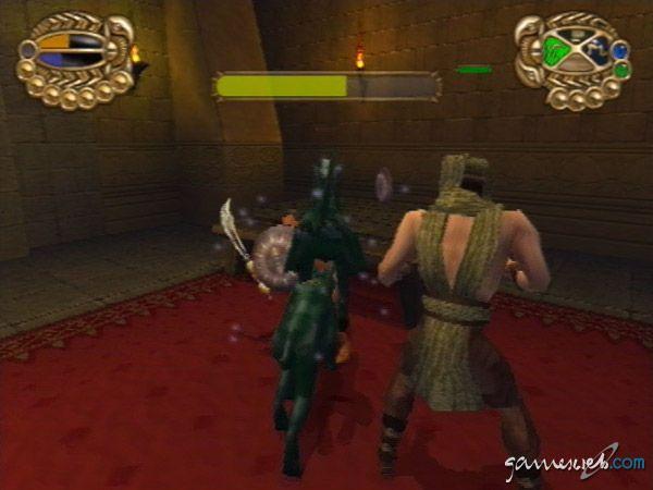 Scorpion King - Screenshots - Bild 4