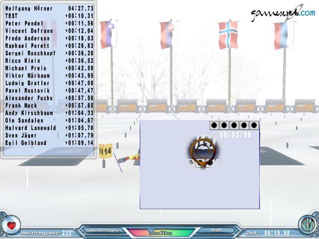 Biathlon 2003 - Screenshots - Bild 4