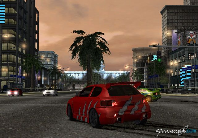 Burnout 2: Point of Impact  Archiv - Screenshots - Bild 11