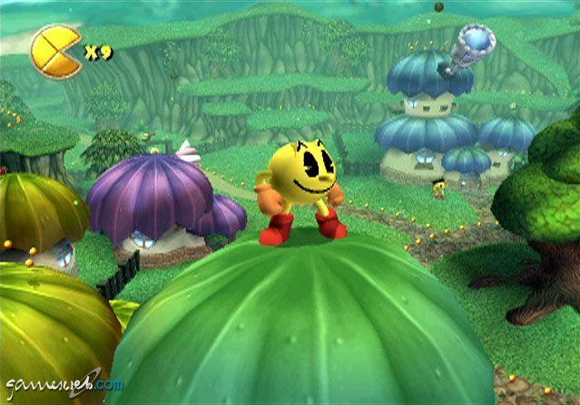 Pac-Man World 2 - Screenshots - Bild 2