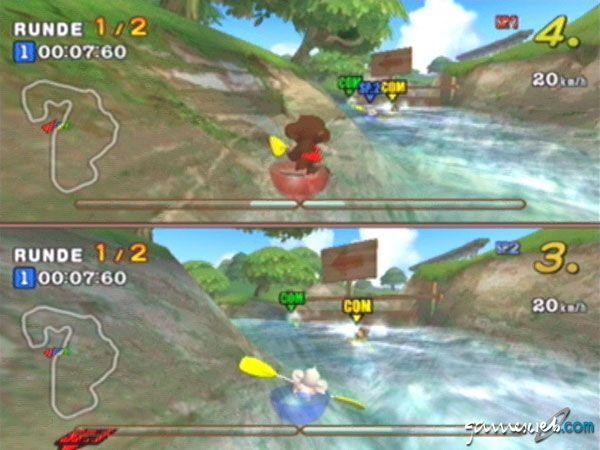 Super Monkey Ball 2 - Screenshots - Bild 7