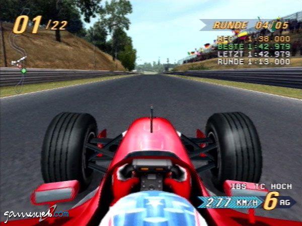 Grand Prix Challenge - Screenshots - Bild 16