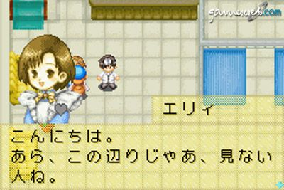 Harvest Moon: Friends of Mineral Town  Archiv - Screenshots - Bild 19