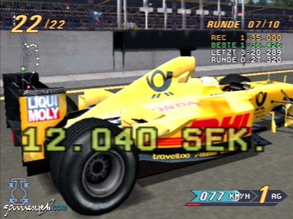 Grand Prix Challenge - Screenshots - Bild 6