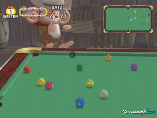 Super Monkey Ball 2 - Screenshots - Bild 15