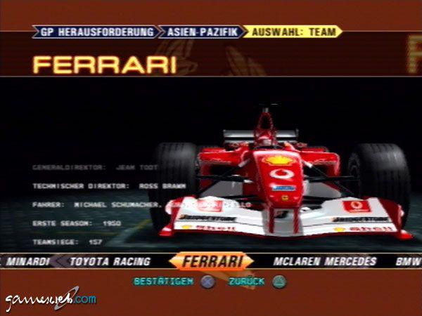 Grand Prix Challenge - Screenshots - Bild 5