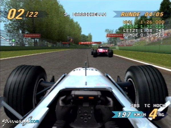 Grand Prix Challenge - Screenshots - Bild 4