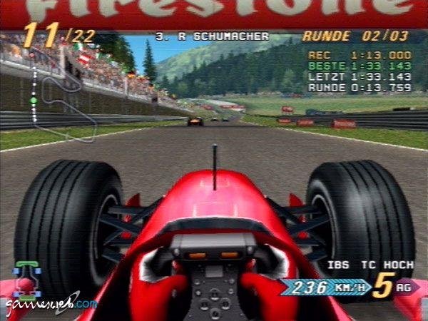Grand Prix Challenge - Screenshots - Bild 13