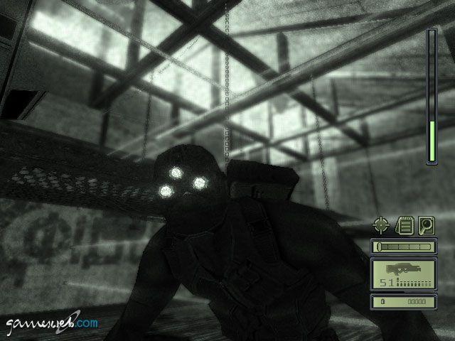 Splinter Cell - Screenshots: Bonus-Level: Vselka Infiltration Archiv - Screenshots - Bild 27