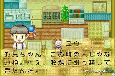 Harvest Moon: Friends of Mineral Town  Archiv - Screenshots - Bild 24