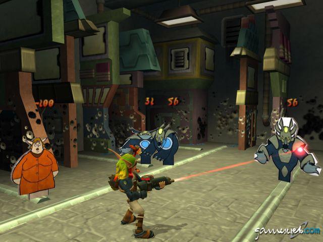 Jak and Daxter 2  Archiv - Screenshots - Bild 35