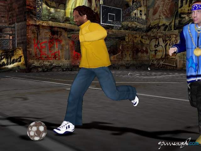 Urban Freestyle Soccer  Archiv - Screenshots - Bild 16