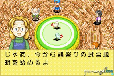 Harvest Moon: Friends of Mineral Town  Archiv - Screenshots - Bild 23