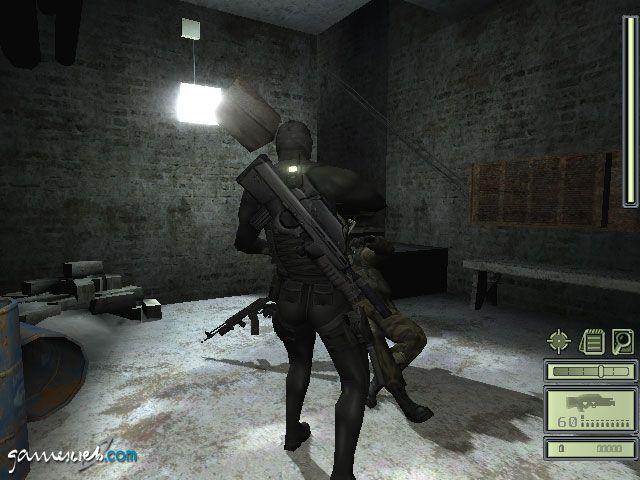 Splinter Cell - Screenshots: Bonus-Level: Vselka Infiltration Archiv - Screenshots - Bild 23
