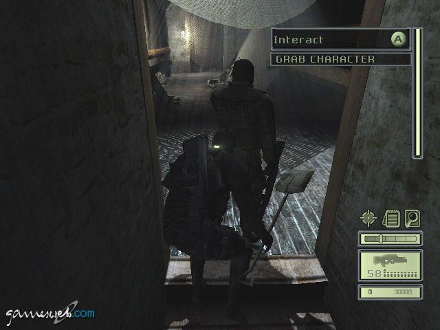 Splinter Cell - Screenshots: Bonus-Level: Vselka Infiltration Archiv - Screenshots - Bild 31