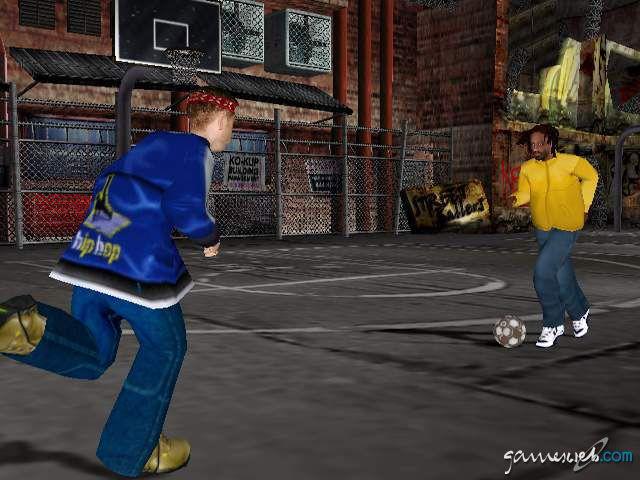 Urban Freestyle Soccer  Archiv - Screenshots - Bild 10
