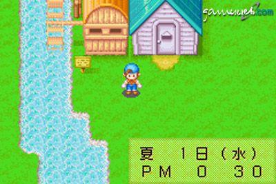 Harvest Moon: Friends of Mineral Town  Archiv - Screenshots - Bild 18