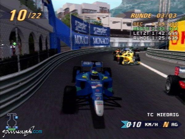 Grand Prix Challenge - Screenshots - Bild 17