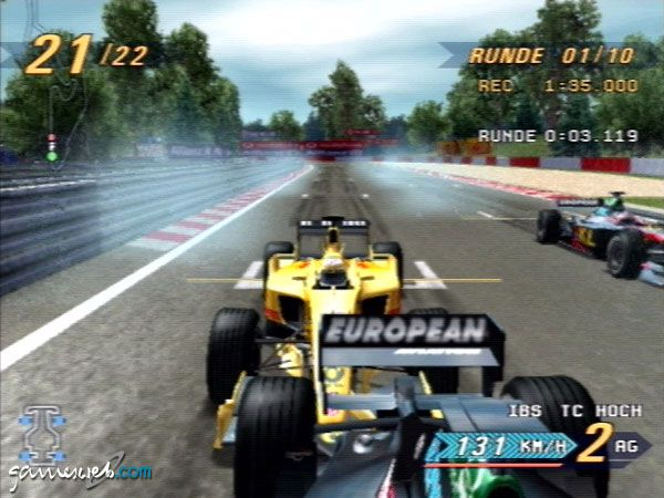 Grand Prix Challenge - Screenshots - Bild 19