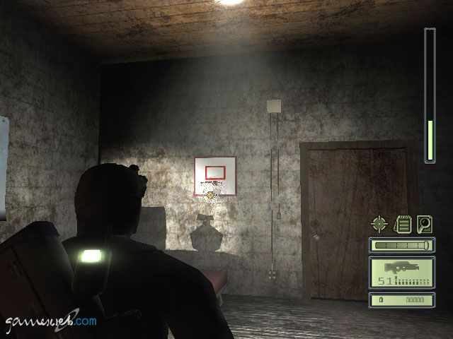 Splinter Cell - Screenshots: Bonus-Level: Vselka Infiltration Archiv - Screenshots - Bild 21