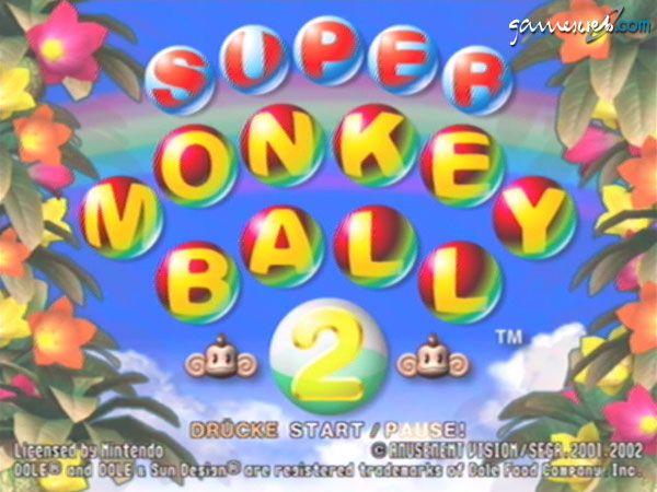 Super Monkey Ball 2 - Screenshots - Bild 8