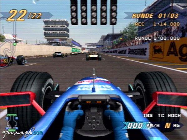Grand Prix Challenge - Screenshots - Bild 3