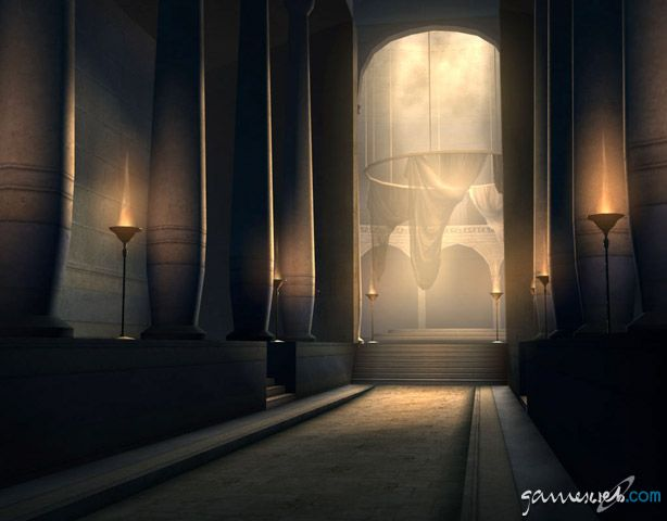 Prince of Persia: The Sands of Time  Archiv - Artworks - Bild 61