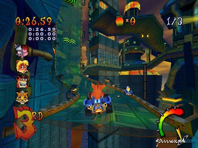 Crash Nitro Kart  Archiv - Screenshots - Bild 7