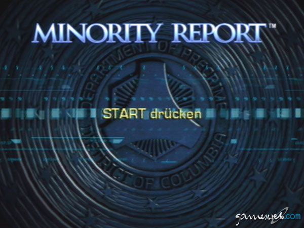 Minority Report - Screenshots - Bild 2