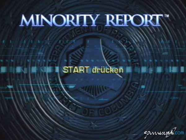Minority Report - Screenshots - Bild 2
