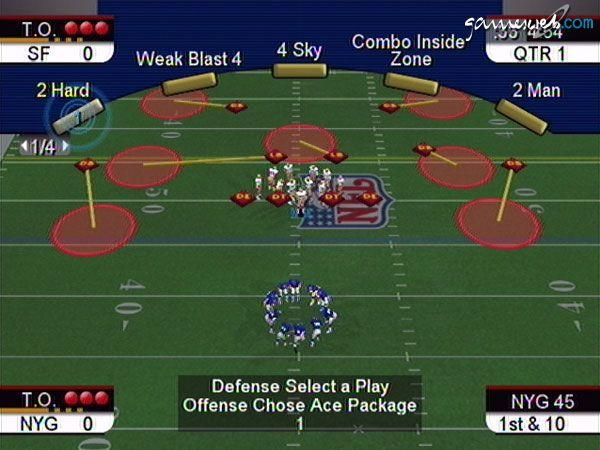 NFL 2K3 - Screenshots - Bild 13
