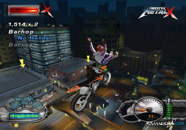 Freestyle MetalX  Archiv - Screenshots - Bild 8