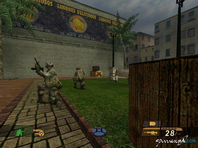 Ghost Recon: Island Thunder  Archiv - Screenshots - Bild 26