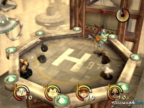 Kung Fu Chaos - Screenshots - Bild 16