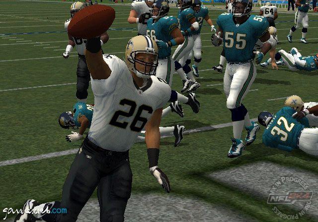 NFL 2K4  Archiv - Screenshots - Bild 3