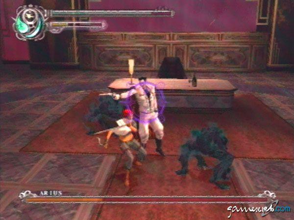 Devil May Cry 2 - Screenshots - Bild 16