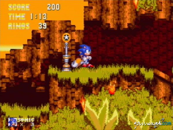 Sonic Mega Collection - Screenshots - Bild 9