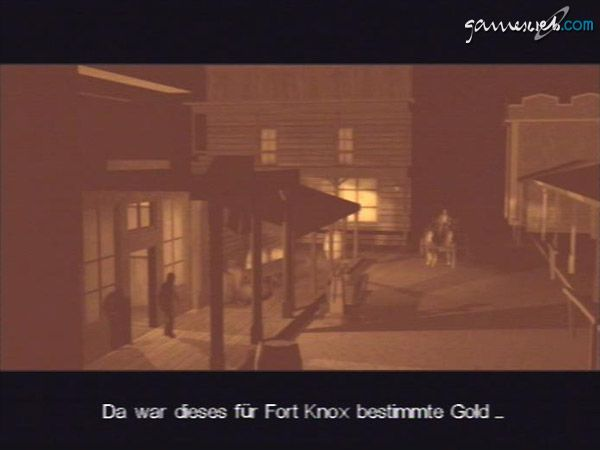 Gunfighter 2: Revenge of Jesse James - Screenshots - Bild 3