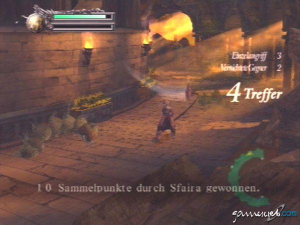 Rygar: The Legendary Adventure - Screenshots - Bild 12