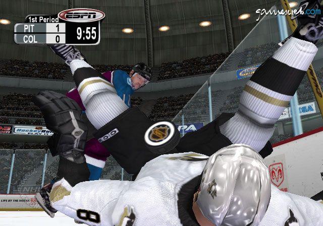NHL 2K4  Archiv - Screenshots - Bild 3