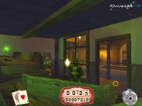 Gunfighter 2: Revenge of Jesse James - Screenshots - Bild 4