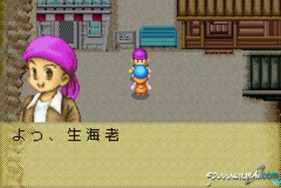 Harvest Moon: Friends of Mineral Town  Archiv - Screenshots - Bild 4