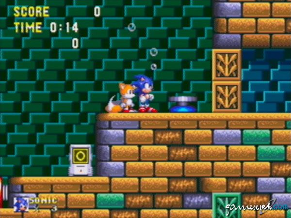 Sonic Mega Collection - Screenshots - Bild 4