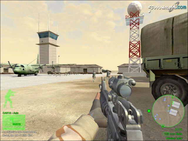 Delta Force: Black Hawk Down - Screenshots - Bild 19
