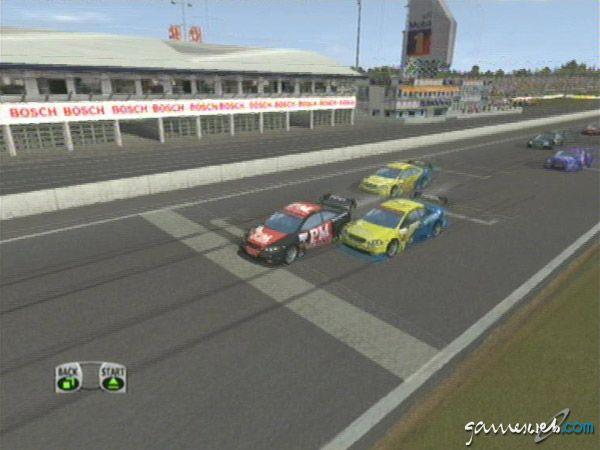 DTM Race Driver - Screenshots - Bild 11