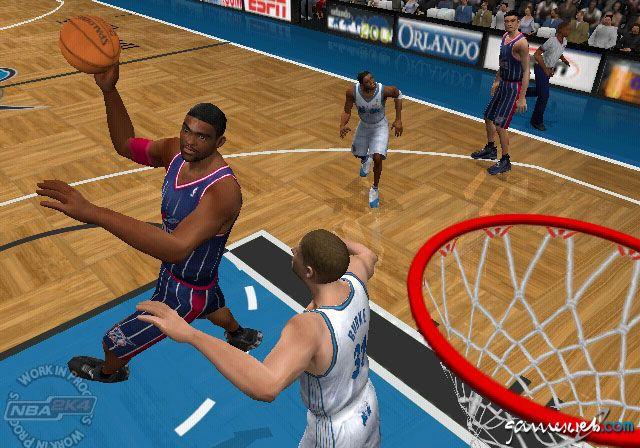 NBA 2K4  Archiv - Screenshots - Bild 3