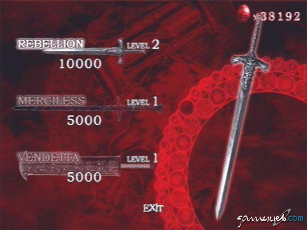 Devil May Cry 2 - Screenshots - Bild 7