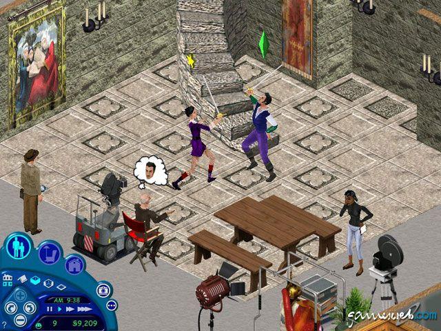 Sims: Megastar  Archiv - Screenshots - Bild 3